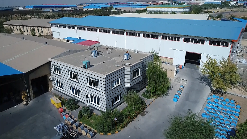 کارخانه شرکت کابل لوشان