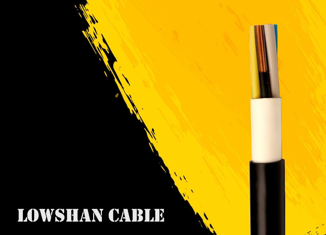مشخصات فنی کابل های قدرت